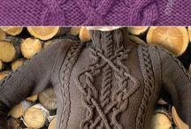 motifs de tricot