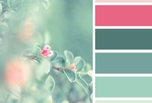Color combos / by Nicole Howard Guincho