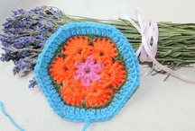 Crochet / Crochet, crochet and crochet... It´s all made by me. Some of the diy´s are bought on etsy