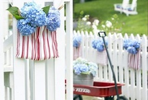 Holiday-Red White & Blue / by Elizabeth Sands