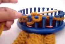 Tear redondo ...tricot