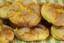 broa de milho de padaria