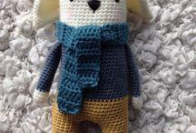 Amigurumi / Doudous en crochet super mignons