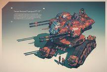 Vehicle / AFV