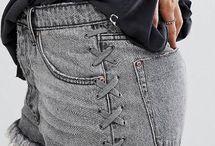 Inspiration look femme / Trouvez des idées de look modernes, féminins à la pointe de la mode !