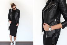 FASHION | Leather Jacket