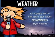 Science: Weather / Weather Resources, Activities, and Ideas for Science Teachers, Educators, and Students