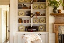 bookcases / by Gina Sterkel
