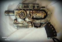 Inspiration - Weapons / by imera