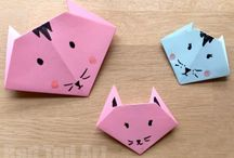 Crafts with kids / Fun, inspiring and creative crafts to do with your littles
