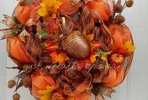 Thanksgiving Decor / Shop local stores for Thanksgiving Decor!