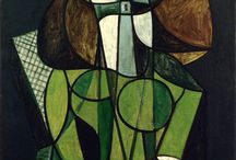 Famous Artists: Pablo Picasso