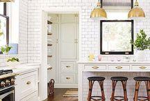 Eat & love: kitchen / Ispirazione e idee per arredare la cucina.