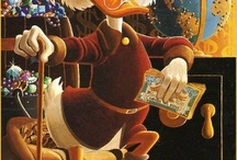 Work Smarter, Not Harder / Scrooge McDuck