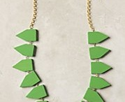 jewelry to re-create! / by Hannah Peitzman