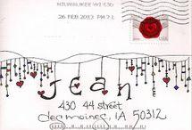 Mail Art & Packaging Ideas