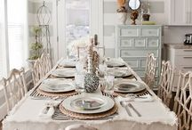 Dining room / by Amy Anderson Major