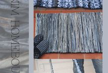 DIY Denim projects / Restyling denim stuff and inspirationation clothes!