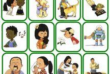 Καρτες για ανάπτυξη λεξιλογιου