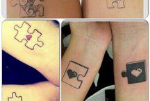 Tattoos / by Justin-Stephanie Hairr
