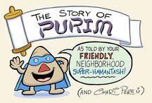 Purim / by Jackie Steinhauser
