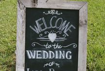 Wedding - Signs
