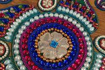 Shefali Shiva / Rangoli work