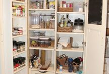 Pantry Ideas / by Julie W