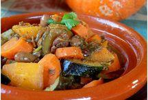 Taijine de legume