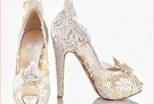 Wedding Shoes / Fantastic Wedding Shoes