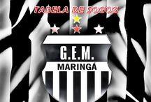 Grêmio Maringá conhece rivais no Paranaense