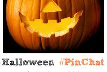 Halloween #PinChat
