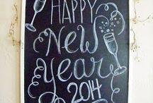 Chalkboard / by Heather Adams