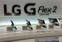World Mobile Congress in Barcelona #WMC15 / Aqui te presentamos antes que nadie los modelos #Honor 6 PLUS, #Samsung Galaxy Tab S en sus diferentes modalidades, #Galaxy A5, #GalaxyE7 LTE, #LGFlex2 #LGMAGNA #ToneInfinitim #HUAWEI Talk Band y #LGAKA #WMC15