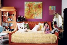 Colourful Bedroom Decor