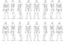 人体 描き方