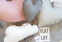 Heart Cushion Combo Pack - Small, Medium & Standard in Colours of Your Choice