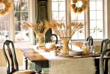 fall decor / by Melody Lee