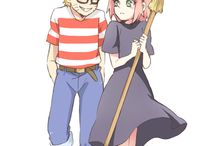NaruSaku the legend goes on