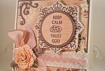 Stamped cards (closed) / by Gail Gale