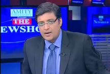 Three Indians who should face Arnab Goswami / by Wishesh