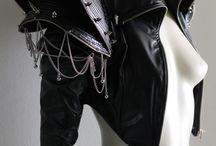 Leather PUNK's Jacket