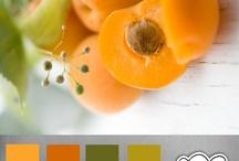 Mes palettes - My palettes / by Mimi Mariscrap