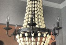 Chandelier love / by Ann Messner