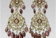 jadau kundan meena / jadau kundan meena indian jewellery