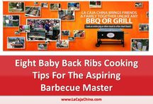 La Caja China SlideShare Presentations / Check out our SlideShare presentations that feature valuable barbecue recipes as well as grilling tips and tricks! / by La Caja China Pig Roast Boxes