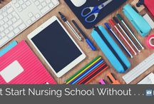 Nursing Must haves