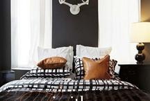 Schlafzimmer / Schlafzimmer einrichten und dekorieren.