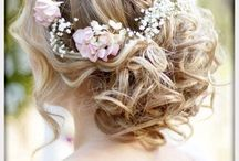 Hair&jewelry for the wedding