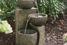 Jardinería / Fuente